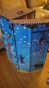Books Box relookée 1